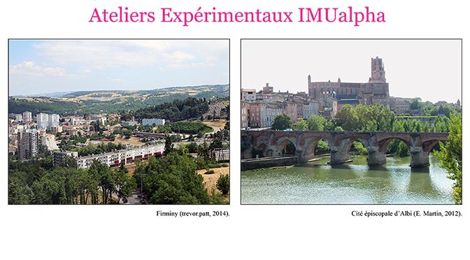 Atelier expérimental – Les échelles territoriales du tourisme et du patrimoine